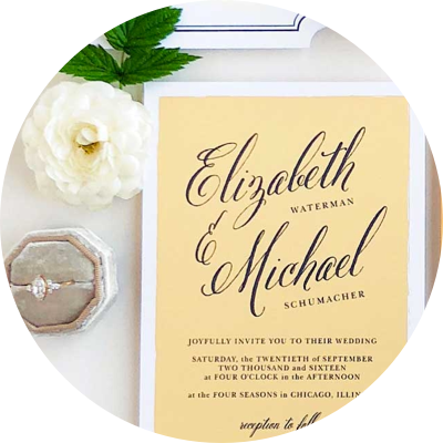 products featured Wedding Invitations Only